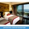 元のホテルのダブル・ベッドの客室の一定の家具