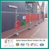 電流を通された鋼鉄群集整理の障壁のステンレス鋼の一時塀