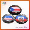 Toda la bandera nacional del espejo de coche para la decoración/hacer publicidad (HYCM-AF027)