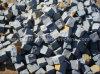 Basalt poco costoso Cube Stone per Paver