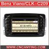 DVD del coche para el Benz Viano (CLK - C209) (CY-8802)