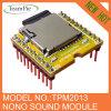 Mini módulo de los sonidos del MP3 de la tarjeta del SD
