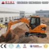 Nouvelle excavatrice chenillée, 8 tonne pour la vente d'Excavateur hydraulique