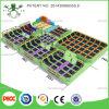 Самая лучшая конструкция ягнится крытый парк Trampoline