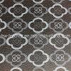 Unité centrale synthétique Leather de Sofa avec Flower Grain (HW-1202)