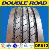 O melhor pneu chinês 11r 22.5 do caminhão do tipo 315 80 22.5 315 fabricantes sem câmara de ar do pneumático do reboque 70r22.5