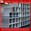 Q235 Сварные горячецинкованную трубы квадратного сечения с ISO