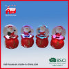 Цветастое СИД Christmas Snow Globe с Santa Claus Inside