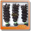 Человеческие волосы Remy Natural Color 4A бразильские Virgin