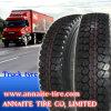 Marque d'Annaite bon marché toute la vente en gros radiale en acier de pneu de camion