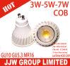 최신 Sale High Lumen GU10/MR16 5W COB LED Bulb