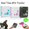 2016 Nouvelle conception de mini-Tracker GPS avec bouton SOS (V16)