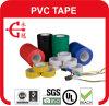 Fita de isolamento elétrico em PVC de cor para encolhimento de fios