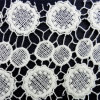 アフリカの綿の白いレースファブリック(L5105)