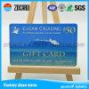 Convite de negócios customizado Impressora de identificação de presente Cartão magnético de plástico