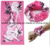 MultifunktionsHeadwear gebildet vom Hochleistungs-, Feuchtigkeit Wicking Gewebe