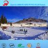 Fornitore di plastica duro personalizzato dell'oro della Cina della pista di pattinaggio del hokey di ghiaccio di UHMWPE