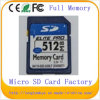 512MB SD Card SD Memory Card for Digital Camera