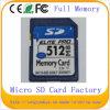 512MB SD Card SD Memory Card para a câmara digital