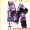 Kundenspezifische Plastikfaltenbildung-flache Polyester-Abzuglinie mit Metallhaken (YB-LY-33)