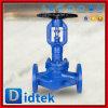 Длинный срок службы Didtek маховик долго сильфона уплотнение земного шара клапана