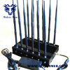 12-Band G/M Satellitentelefon-Auto-Fernhemmer DCS-Rebolabile 3G 4G WiFi GPS (315-433-868 MHZ)