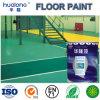 Pintura de suelo epoxi Hualong almacén para la fábrica.