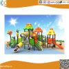 2018子供のための新しい屋外のプラスチック運動場装置