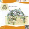 아이를 위한 옥외 강철 정글짐 구조