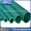Boyau d'aspiration de PVC, pipe en plastique de renfort, pipe de PVC Layflat Hose/PVC de qualité