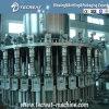Terminar la planta de relleno caliente de la embotelladora del jugo de la botella del animal doméstico