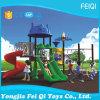 O equipamento ao ar livre do campo de jogos das crianças do parque de diversões, corrediça de água caçoa o campo de jogos ao ar livre (FQ-KL056A)
