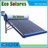Gefäß-Solarwarmwasserbereiter des Vakuum300l mit Seite-Eingehangenem behilflichem Becken