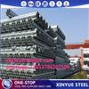 Prix galvanisé normal doux de pipe de fer de BS1387/ASTM A53 du  ~ 12  de l'acier OD 1/2