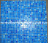 Mattonelle di mosaico di vetro poco costose della piscina del mosaico (HSP315)