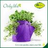 Ökonomisches Onlylife wachsen Beutel-Garten-Pflanzer-Beutel mit 2 Taschen