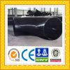 Codo de acero negro/codo de la pipa de acero del negro
