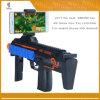 2017의 대중적인 장난감 Ar 게임 전자총 관제사, 게임 APP를 가진 이동 전화를 위한 Bluetooth Vr 전자총 플라스틱