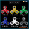 Tri Bar Finger Gyro Toy Anti Stress Hand Fidget Spinner