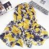 Scarf der besten verkaufenden Großhandelsflourish-Polyester-Dame (HWBPS030)