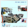 高い土台力の押出機PP/HIPS/EVA/PEシートの生産ライン