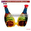 Óculos de vaso de aniversário novidade Dom promocionais presentes de Natal (BO-5008)