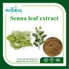 Estratto naturale della pianta di Sennae P.E. del Folium di 100% per perdita di peso