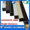 Het beste Profiel van het Aluminium van de Pijp van de Buis van de Kwaliteit Vierkante Rechthoekige met de Deklaag van de Kleur