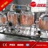 1bbl 2bbl 3bbl 100L se dirigen el mini equipo micro de la fabricación de la cerveza