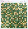 Mosaico do corte da mão do jogo do mosaico