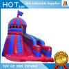 Castelo inflável de encerado do PVC com brinquedo da corrediça