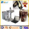 Comité Económico 20W marcação a laser de CO2 CNC Máquina de couro para venda