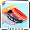 Heißes Verkaufs-Umweltschutz-Silikon-Armband für fördernde Geschenke