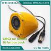 バストラック、3.6mmの2.8mm固定レンズのためのAhd 2 Megapixel車の背面図のカメラIP68